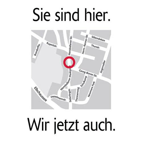 Karla Fricke – Büroeröffnung