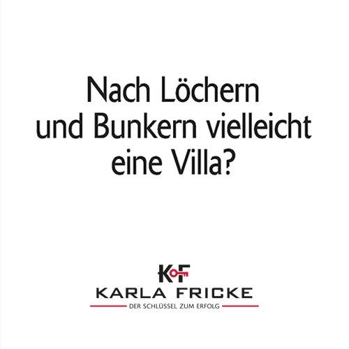 Karla Fricke – Golfmagazin